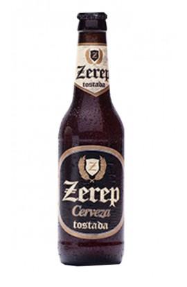 Cerveza Artesana Zerep Tostada 33 cl