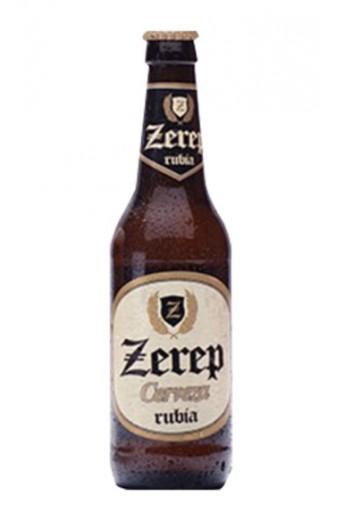 Cerveza Artesana Zerep Rubia 33 cl