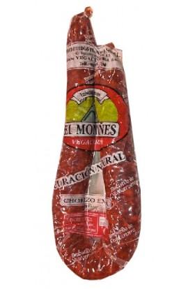 Embutido Chorizo Extra El Montañés – Vegacervera 600 gr