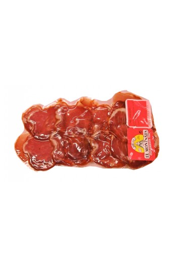Lomo de Cerdo Curado Loncheado El Montañés – Vegacervera 150 gr.