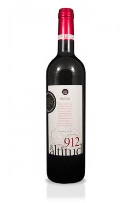 Vino Tinto 912 de Altitud Tierra Arcillosa 75 cl – D.O. Ribera de Duero