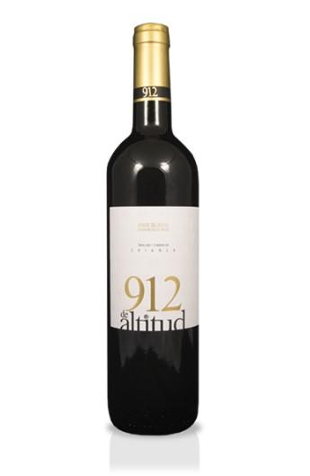 Vino Tinto 912 de Altitud Tierra Caliza 75 cl – D.O. Ribera de Duero
