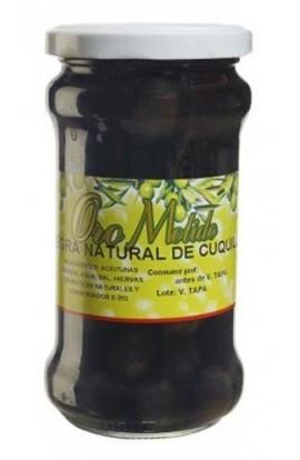 Aceituna Negra de Cuquillo Oro Molido 310 gr