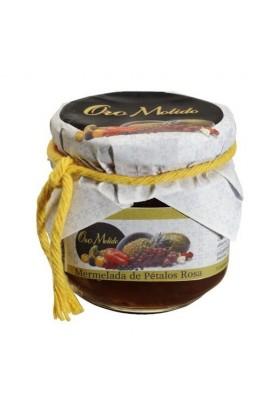 Mermelada de Pétalos de Rosa Oro Molido 210 gr