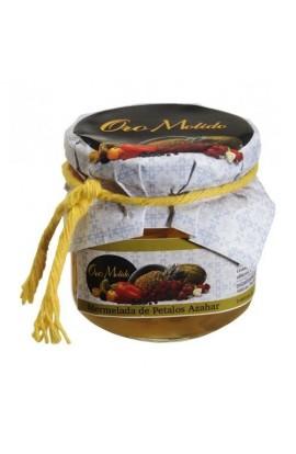 Mermelada de Pétalos de Azahar Oro Molido 210 gr