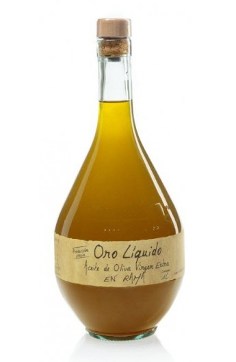 Aceite de Oliva Virgen Extra Arbequina en Rama Oro Líquido 1 l