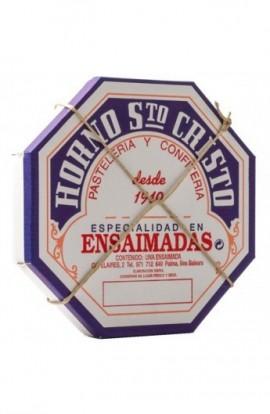 Ensaimada de Mallorca Cabello de Ángel Horno Santo Cristo 500 gr