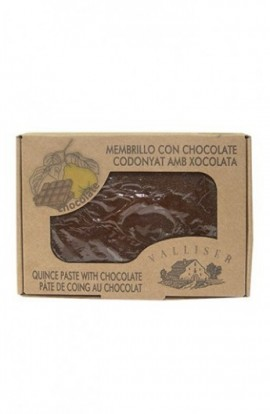 Dulce de Membrillo con Chocolate Valliser 350 gr