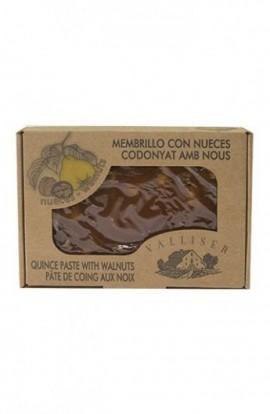 Dulce de Membrillo con Nueces Valliser 350 gr