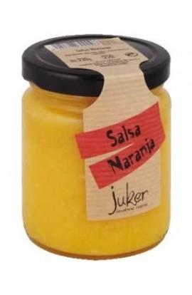 Salsa Naranja Juker 230 gr