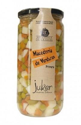 Macedonia de Verduras Primera Juker 660 gr