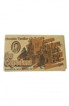 Chocolate Familiar a la Taza La Cepedana 300 gr
