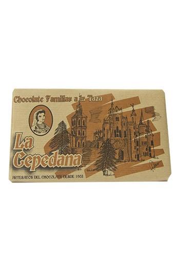 Chocolate Familiar a la Taza La Cepedana 300 gr