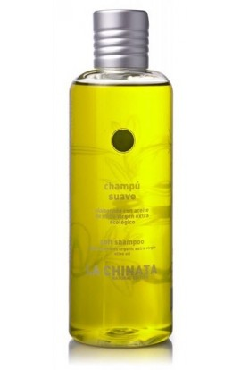 Champú Suave Natural Edition La Chinata 250 ml