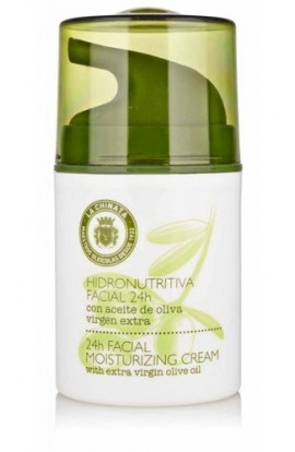 Crema Hidronutritiva Facial 24h La Chinata 50 ml