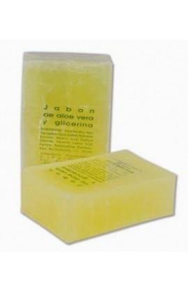 Jabón de Aloe Vera y Glicerina 125 gr