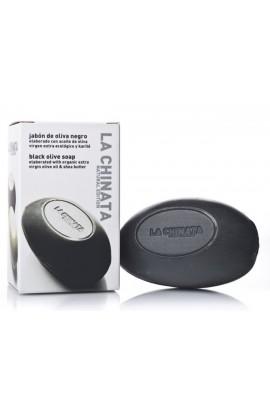 Jabón de Oliva Negro La Chinata 150 gr