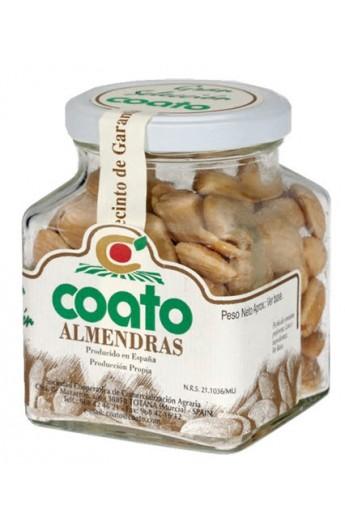 Almendra Comuna  Repelada Frita con Sal Coato 150 gr
