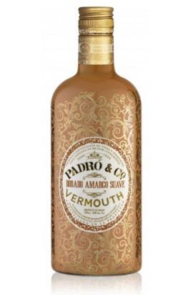 Vermouth Padró & Co. Dorado Amargo Suave 70 cl