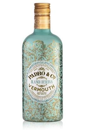 Vermouth Padró & Co. Blanco reserva 70 cl