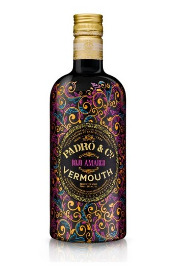 Vermouth Padró & Co. Rojo Amargo 70 cl