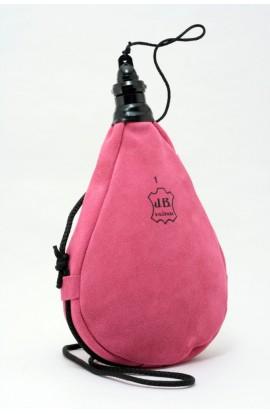 Bota de Vino Látex Recta Rosa JB Sigüenza 1 L
