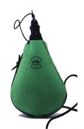 Bota de Vino Látex Recta Verde JB Sigüenza 1 L