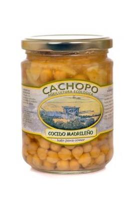 Cocido Madrileño producción ecológica Cachopo 445 cc