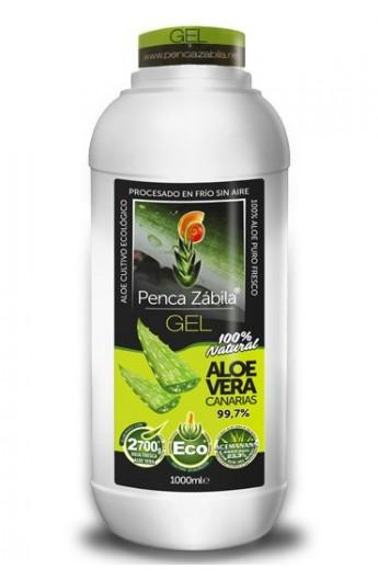 Gel Aloe Vera Ecológico Penca Zábila 1 l