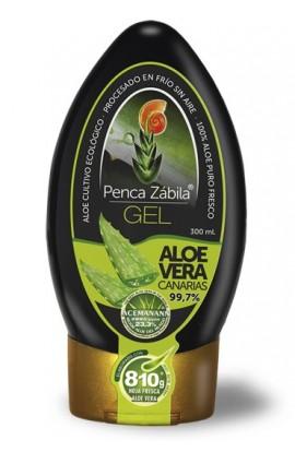 Gel Aloe Vera Ecológico Penca Zábila 300 ml