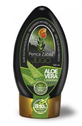 Jugo Aloe Vera Ecológico Penca Zábila 300 ml