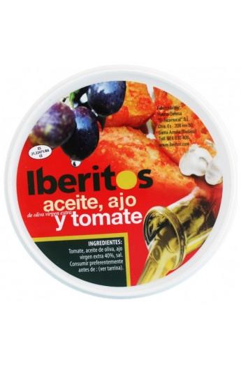Aceite, Ajo y Tomate Iberitos 250 gr