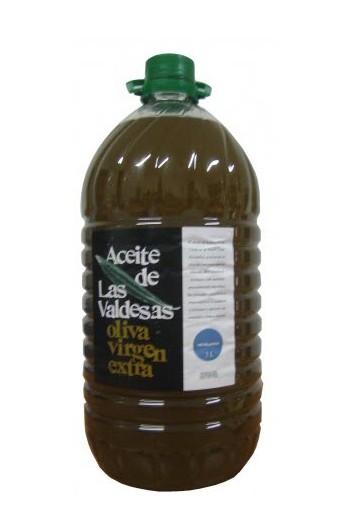 Aceite de Oliva Virgen Extra Hojiblanca Las Valdesas PET 5 l