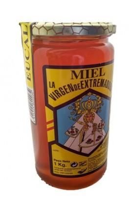 Miel de Eucalipto Virgen de Extremadura 1000 gr