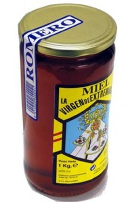 Miel de Romero Virgen de Extremadura 1000 gr