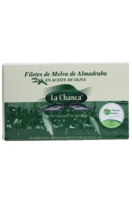 Filetes de Melva de Almadraba en Aceite de Oliva La Chanca 125 gr