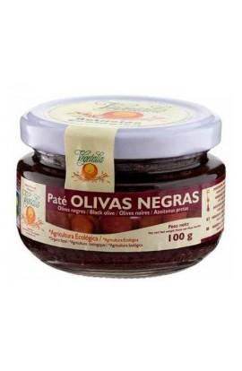Paté Vegetal de Olivas Negras Eco Vegetalia 110 g