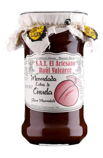Mermelada de Ciruela De Lo Nuestro Artesano 235 g