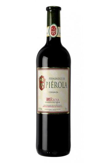 Vino Tinto Fdez. de Piérola  Crianza 75 cl – D.O. Rioja