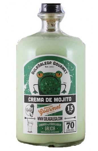 Crema de Mojito Gulagalega 70 cl