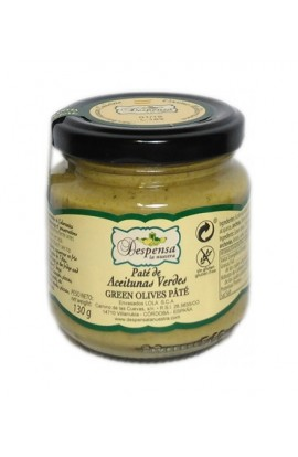 Paté de Aceitunas Verdes Despensa La Nuestra 130 gr