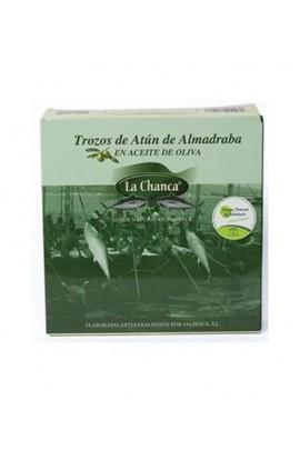 Atún Rojo de Almadraba en Trozos La Chanca 525 gr