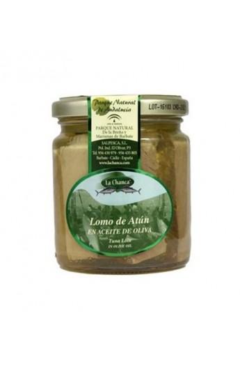 Lomo de Atún en Aceite de Oliva La Chanca 225 gr