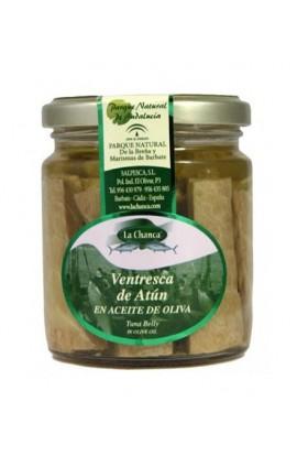 Ventresca de Atún en Aceite de Oliva La Chanca 225 gr