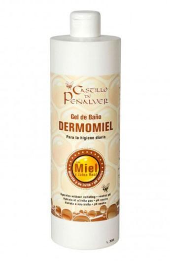 Gel de Baño DermoMiel Castillo de Peñalver 800 ml