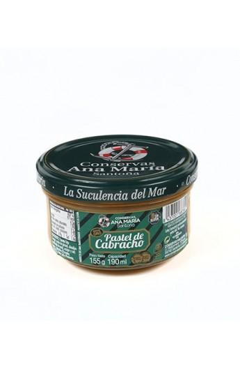 Pastel de Cabracho Ana María 155 gr