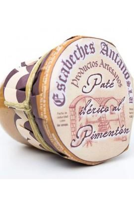 Paté Ibérico al Pimentón Escabeches Antaño 100 gr