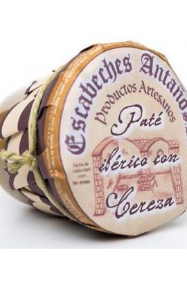 Paté Ibérico con Cereza Escabeches Antaño 100 gr