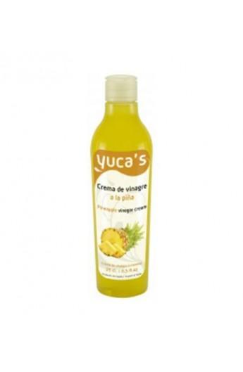 Crema de Vinagre a la Piña Yuca´s 25 cl