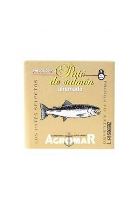 Paté de Salmón Ahumado Agromar 100 gr